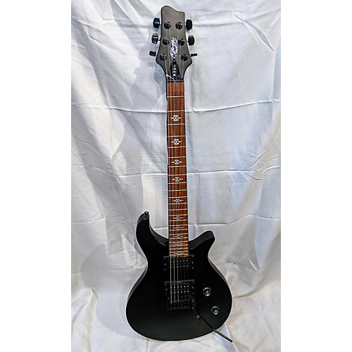 Stagg R500 Solid Body Electric Guitar Satin Black