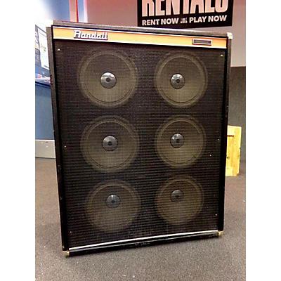 Randall R610S Guitar Cabinet