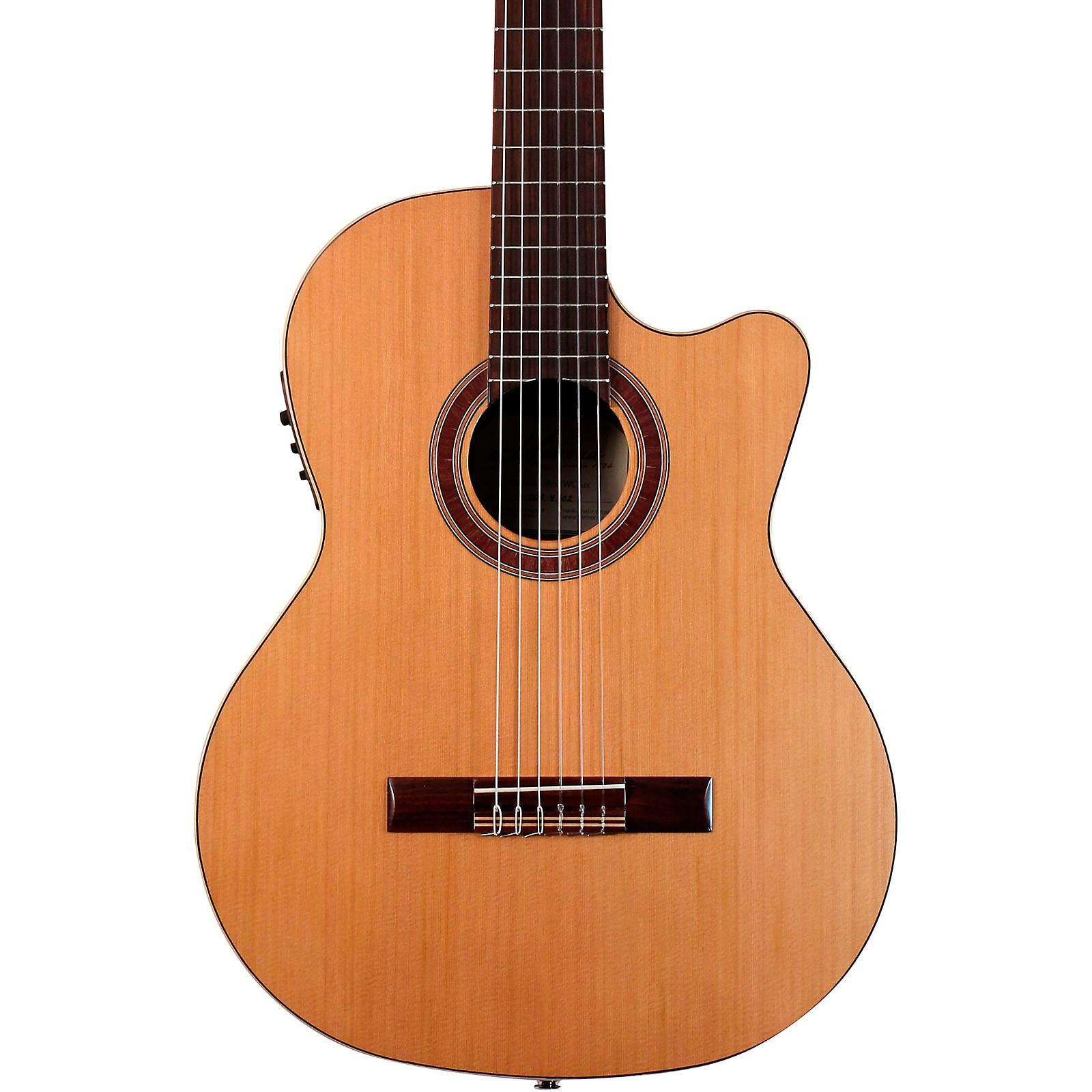Kremona R65CWC Nylon-String Acoustic-Electric Guitar