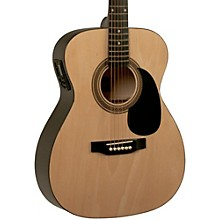 RA-090 Concert Acoustic-Electric Guitar Natural