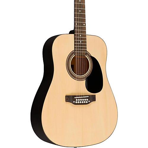 Rogue RA-090 Dreadnought 12-String Acoustic Guitar Regular