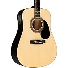 Open BoxRogue RA-090 Dreadnought Acoustic-Electric Guitar