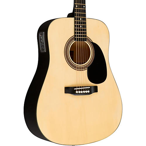 Rogue RA-090 Dreadnought Acoustic-Electric Guitar