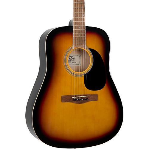 Rogue RA-110D Dreadnought Acoustic Guitar Sunburst