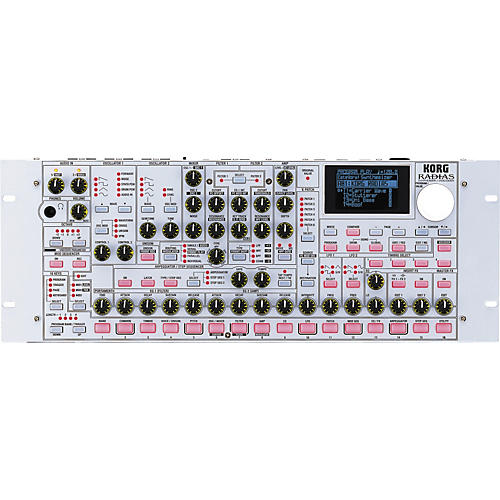 Korg RADIAS R Rackmount Synthesizer / Vocoder Module
