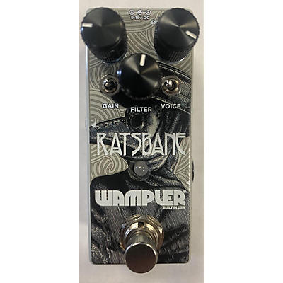 Wampler RATSBANE Effect Pedal