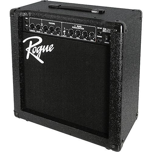 rogue rb 30b 30w bass combo amp musician 39 s friend. Black Bedroom Furniture Sets. Home Design Ideas
