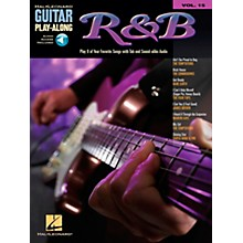 Hal Leonard R&B Guitar Play-Along Series Book with CD