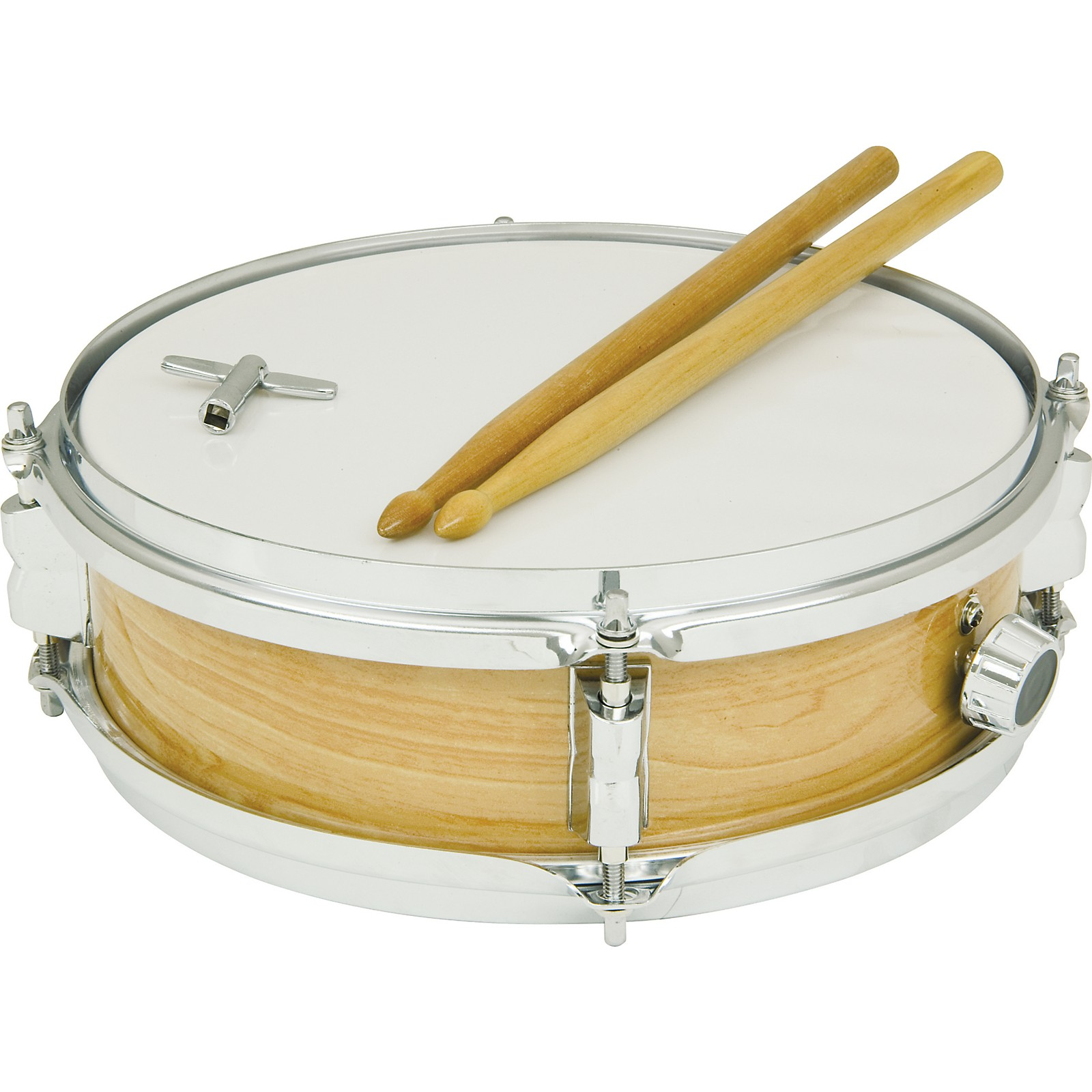 Rhythm Band RB1030 Deluxe Junior Snare Drum Outfit