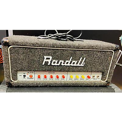 Randall RB125ES Bass Amp Head