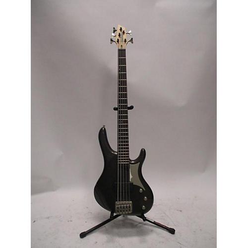 Washburn RB2500 Electric Bass Guitar Metallic Gray