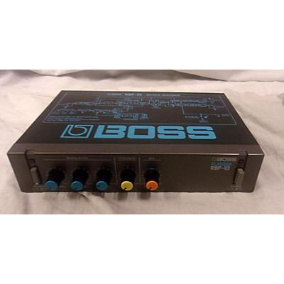 Boss RBF-10 Flanger Multi Effects Processor