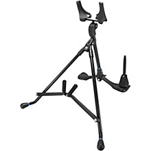 Reunion Blues RBX Self-locking Tenor Sax Stand with Flute Peg
