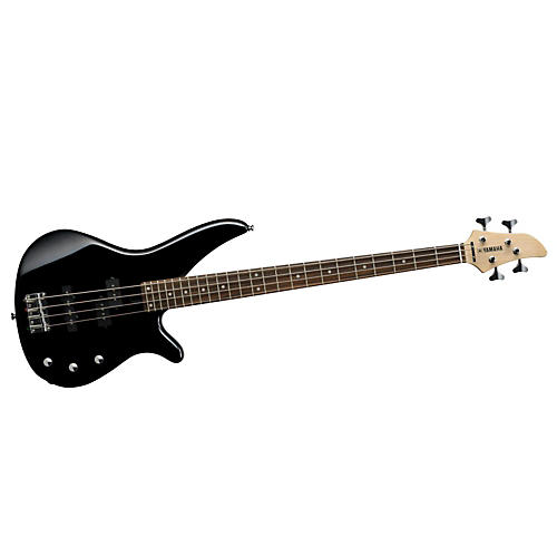 Black Yamaha Bass Guitar