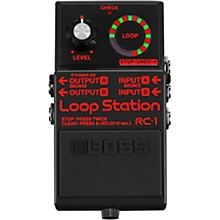 Boss RC-1-BK Loop Station