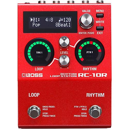 Boss RC-10R Rhythm Loop Station Looper Effects Pedal