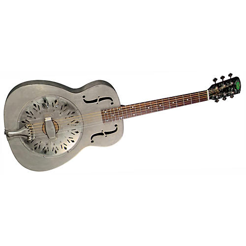 Regal RC-3 Metal Body Duolian Resonator Guitar