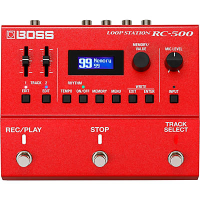 Boss RC-500 Loop Station Effects Pedal