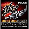 GHS RC-5MLDYB Round Core Boomers Medium/Light 5-String Electric Bass Strings (45-126) thumbnail