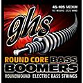 GHS RC-M3045 Round Core Boomers Medium Electric Bass Strings (45-105) thumbnail
