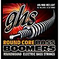 GHS RC-ML3045 Round Core Boomers Medium/Light Electric Bass Strings (45-100) thumbnail