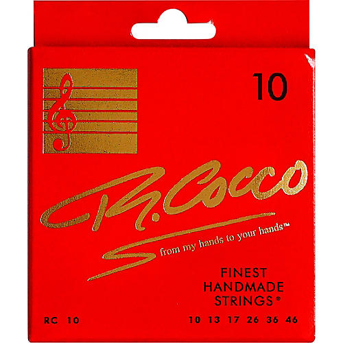 Richard Cocco RC10 Electric Guitar Strings