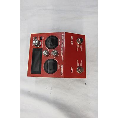 BOSS RC10R Pedal