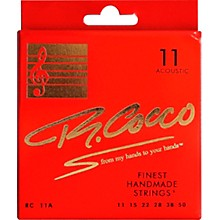 Richard Cocco RC11A Acoustic Guitar Strings
