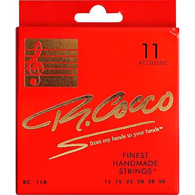 Richard Cocco RC11A Acoustic Guitar Strings
