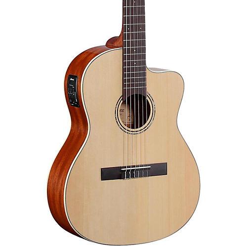 Alvarez RC26HCE Classical - Hybrid Acoustic-Electric Guitar Natural