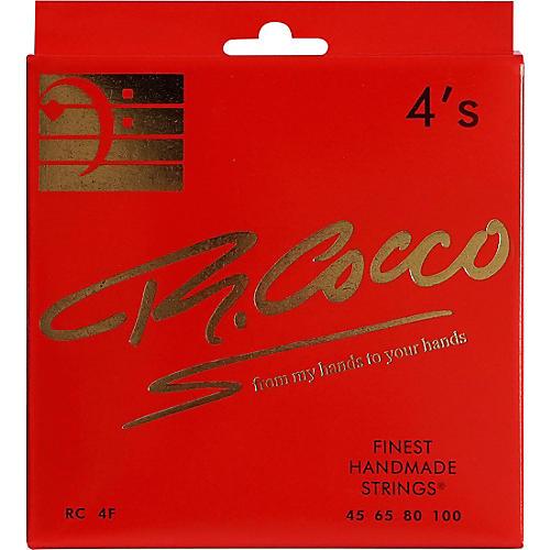 Richard Cocco RC4F 4-String Electric Bass Guitar Strings