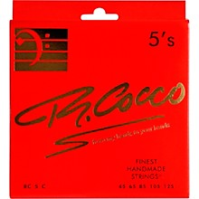 Richard Cocco RC5C 5-String Electric Bass Guitar Strings
