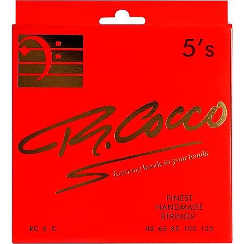 Richard Cocco RC5C 5-String Electric Bass Guitar Strings
