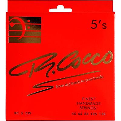 Richard Cocco RC5CW 5-String Electric Bass Guitar Strings