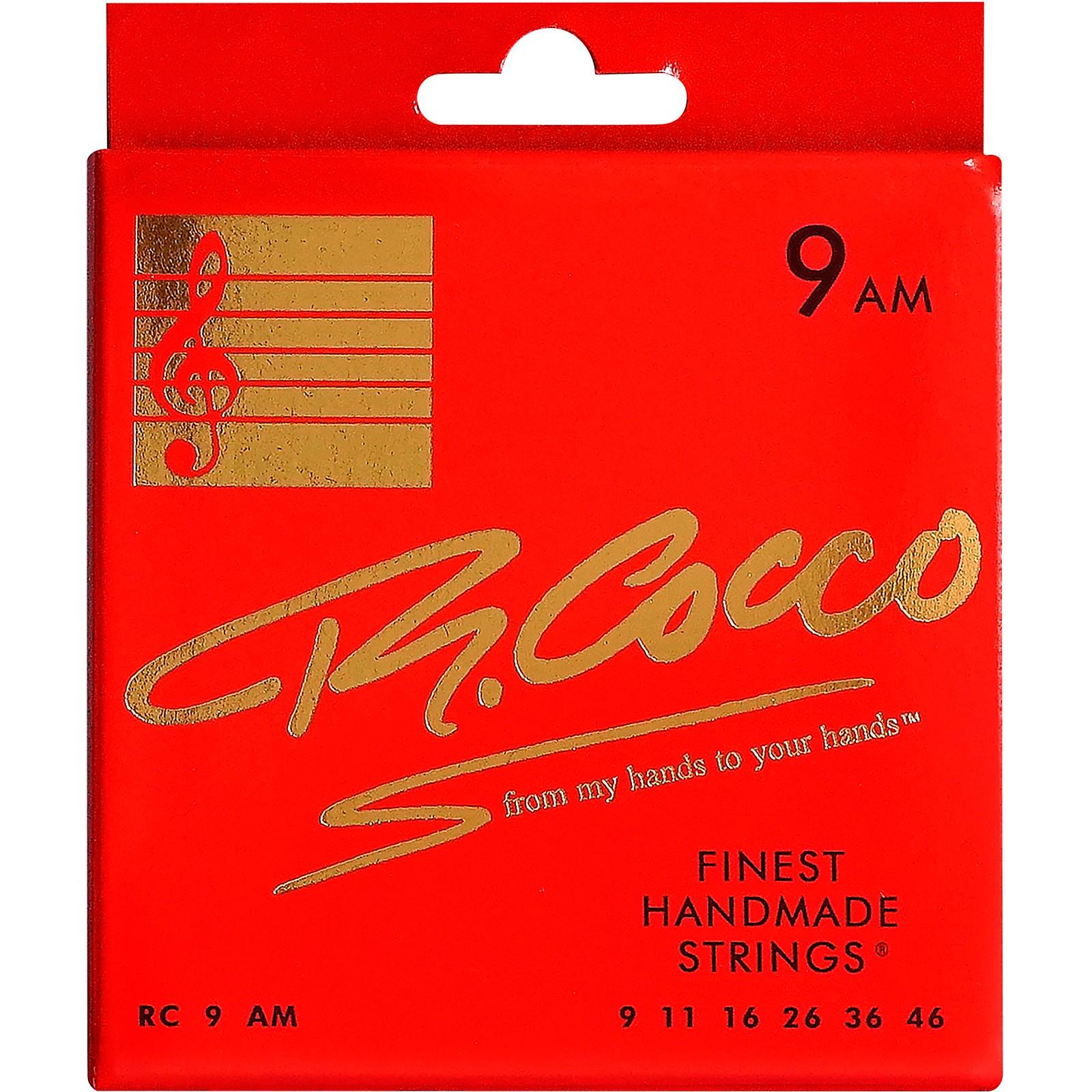 Richard Cocco RC9 AM Electric Guitar Strings