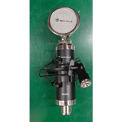 Rockville RCM03 Condenser Microphone