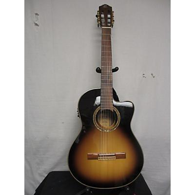 Ortega RCN158SN-TSB Classical Acoustic Electric Guitar