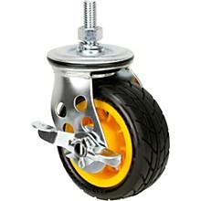 "Rock N Roller RCSTR4X2 4"" x 2"" Ground Glider Wide Caster Upgrade for R2 Cart - 2-Pack"