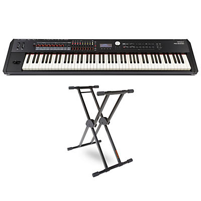Roland RD-2000 Digital Stage Piano and KS-20X Stand