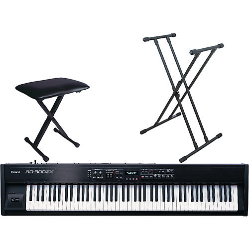 roland rd 300gx package musician 39 s friend. Black Bedroom Furniture Sets. Home Design Ideas