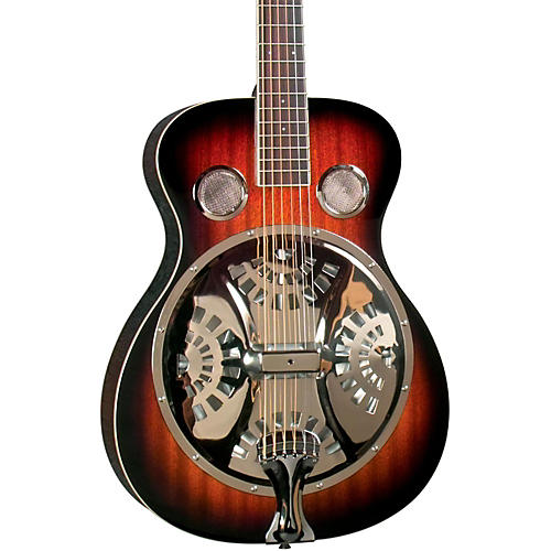 Regal RD-30V Round Neck Resonator Guitar