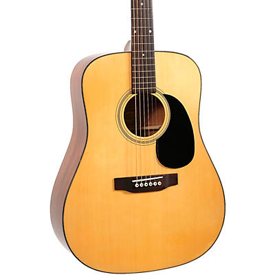 Recording King RD-318 All Solid Dreadnought, Aged Adirondack Top