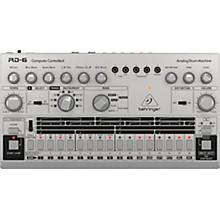RD-6 Classic Analog Drum Machine Silver