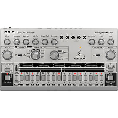 Behringer RD-6 Classic Analog Drum Machine