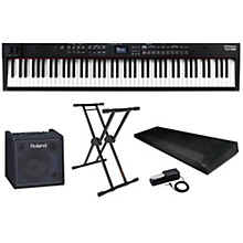 Roland RD-88 88-Key Stage Piano Complete Package