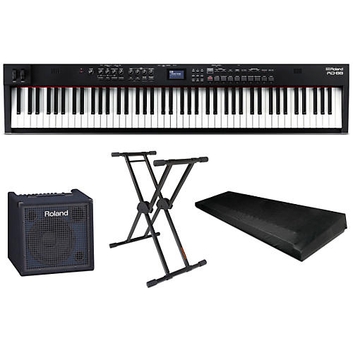 Roland RD-88 88-Key Stage Piano Essentials Package