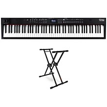 Roland RD-88 88-Key Stage Piano and KS-20X Stand