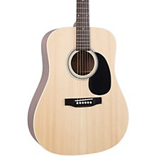 Open BoxRecording King RD-M9M All-Solid Dreadnought Acoustic Guitar