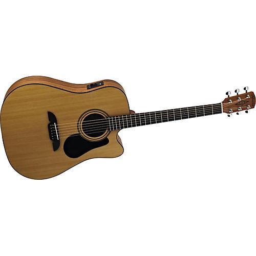 Alvarez RD12CE Regent Series Dreadnought Acoustic-Electric Cutaway Guitar