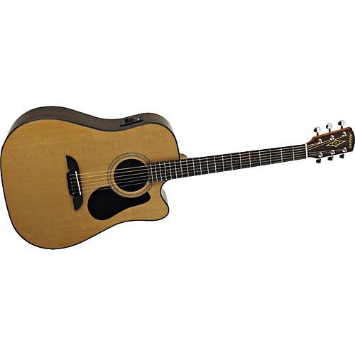 Alvarez RD17CE Regent Series Dreadnought Acoustic-Electric Cutaway Guitar